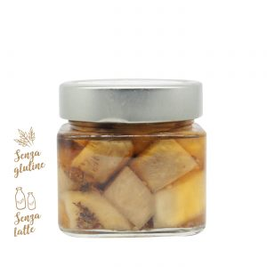 Melanzane sott'olio, origano e peperoncino | Azienda Agricola Negro Viviana
