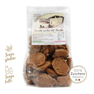 Biscotti di sorgo alla cannella | Azienda Agricola Negro Viviana