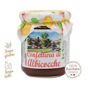 Confettura di albicocca | Azienda Agricola Negro Viviana