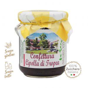 Confettura di cipolle di Tropea | Azienda Agricola Negro Viviana