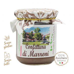 Confettura di marroni | Azienda Agricola Negro Viviana