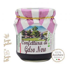Confettura di gelso nero | Azienda Agricola Negro Viviana