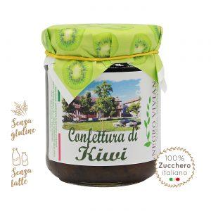 Confettura di kiwi | Azienda Agricola Negro Viviana