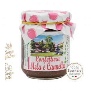 Confettura di mela e cannella | Azienda Agricola Negro Viviana