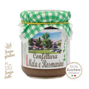 Confettura di mela e rosmarino | Azienda Agricola Negro Viviana