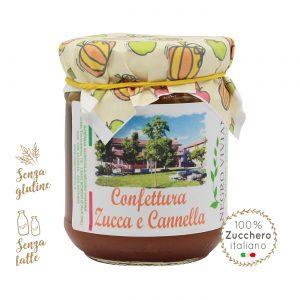 Confettura di zucca e cannella | Azienda Agricola Negro Viviana