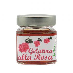 Gelatina alla rosa | Azienda Agricola Negro Viviana