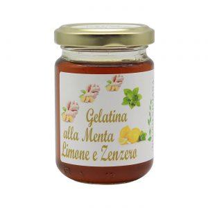 Gelatina alla menta, limone e zenzero | Azienda Agricola Negro Viviana