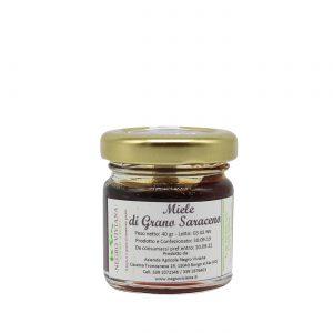 Miele di grano saraceno naturale | Azienda Agricola Negro Viviana