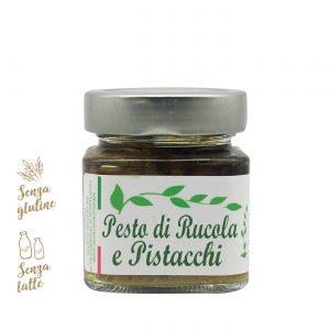 Pesto di rucola e pistacchi | Azienda Agricola Negro Viviana