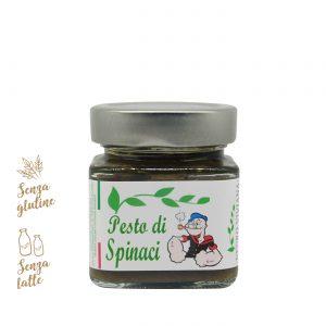 Pesto di spinaci | Azienda Agricola Negro Viviana