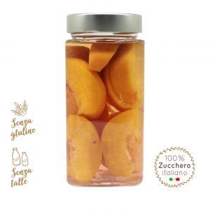 Pesche sciroppate al limone | Azienda Agricola Negro Viviana